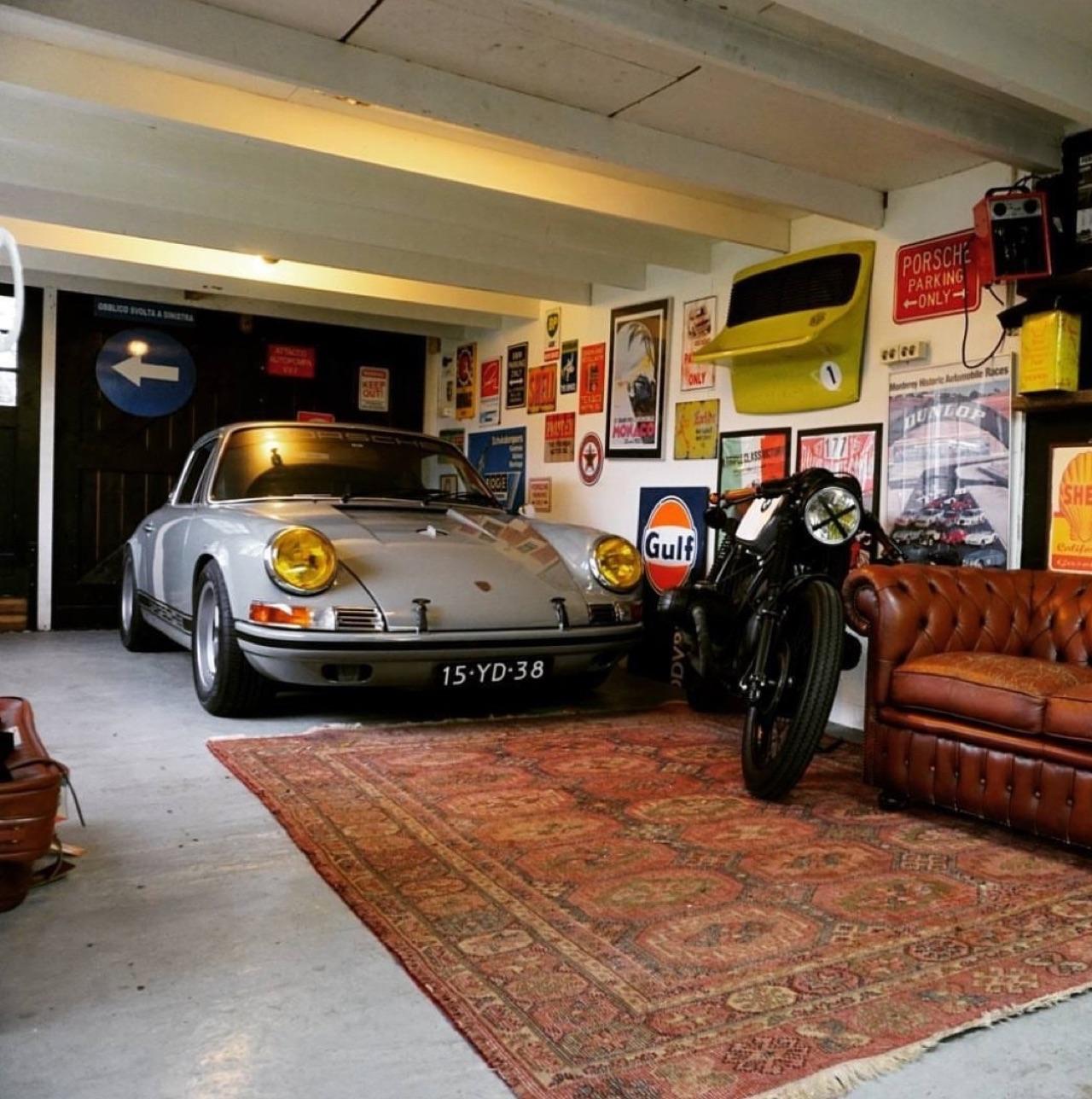 La classe dans mon garage ou même dans mon salon ! 1