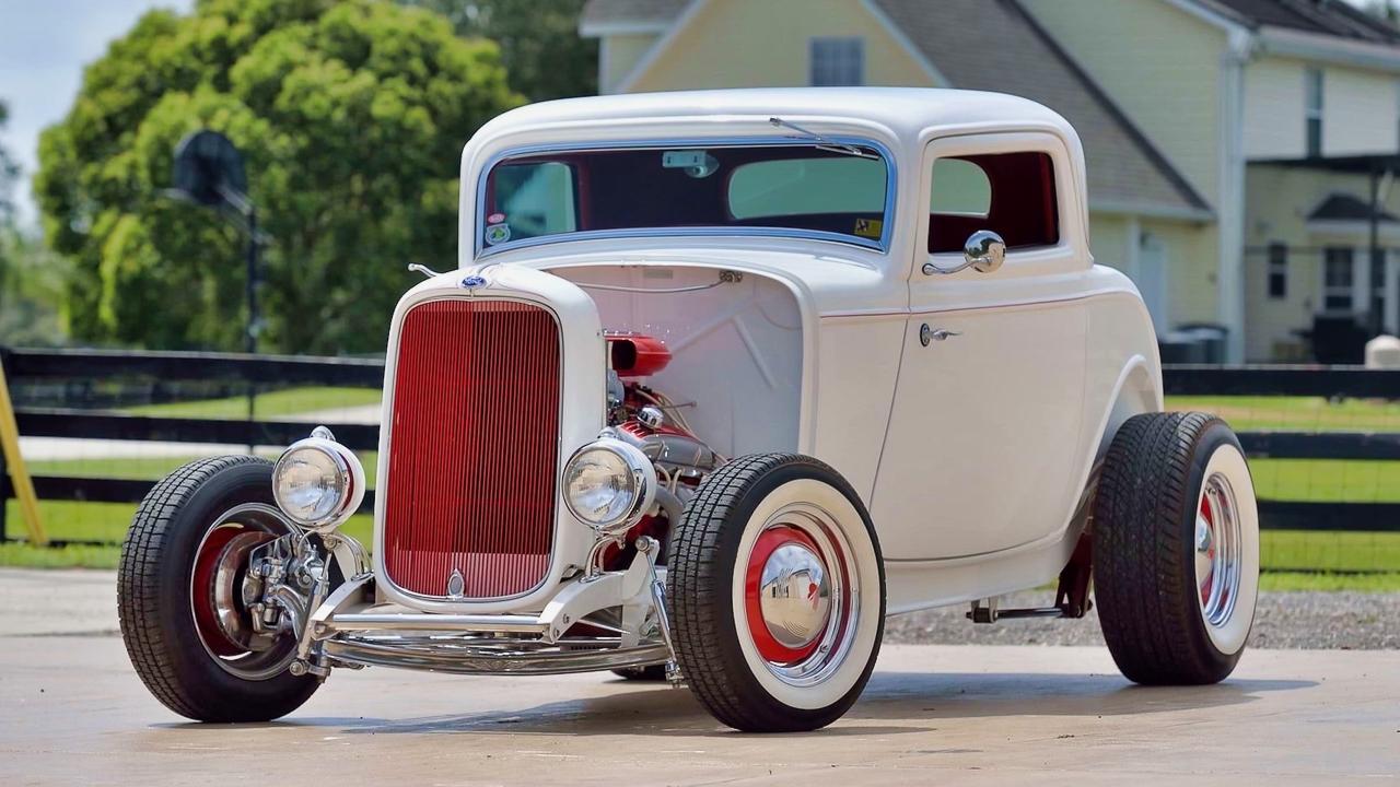 Ford B 1932 : Ou la naissance du Hot Rod 6
