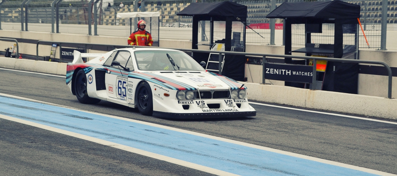 Lancia Beta Montecarlo Turbo Gr5 - Machine à gagner ! 11
