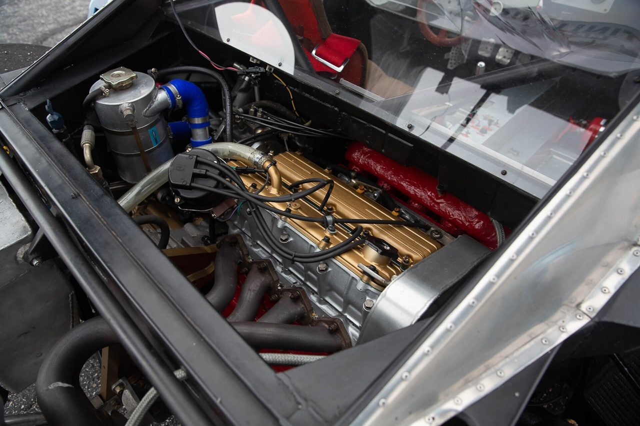 Lancia Beta Montecarlo Turbo Gr5 - Machine à gagner ! 8