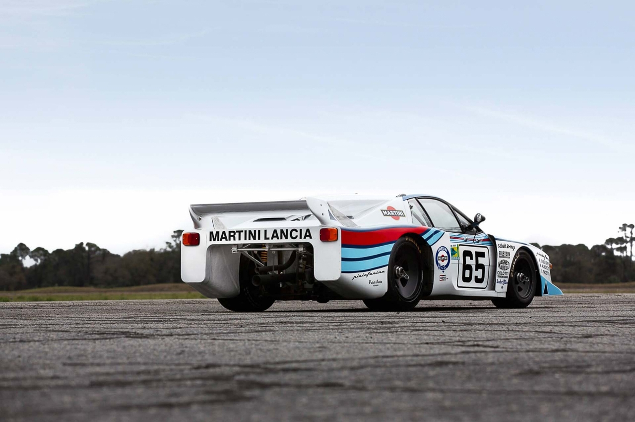 Lancia Beta Montecarlo Turbo Gr5 - Machine à gagner ! 9