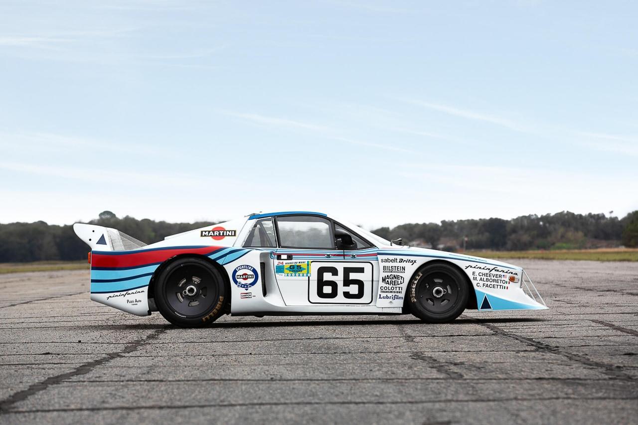 Lancia Beta Montecarlo Turbo Gr5 - Machine à gagner ! 1