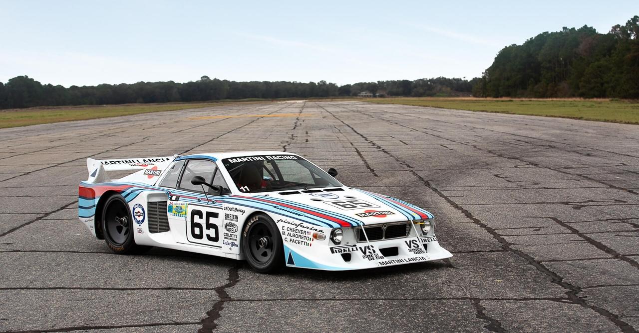 Lancia Beta Montecarlo Turbo Gr5 - Machine à gagner ! 5