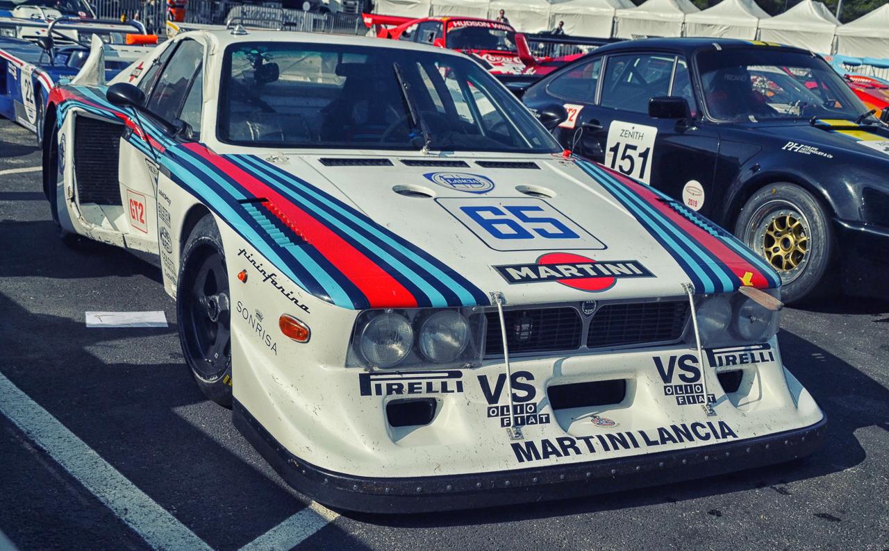 Lancia Beta Montecarlo Turbo Gr5 - Machine à gagner ! 12