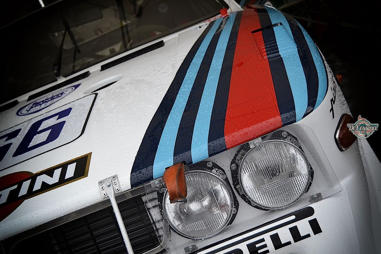 Lancia Beta Montecarlo Turbo Gr5 - Machine à gagner ! 6