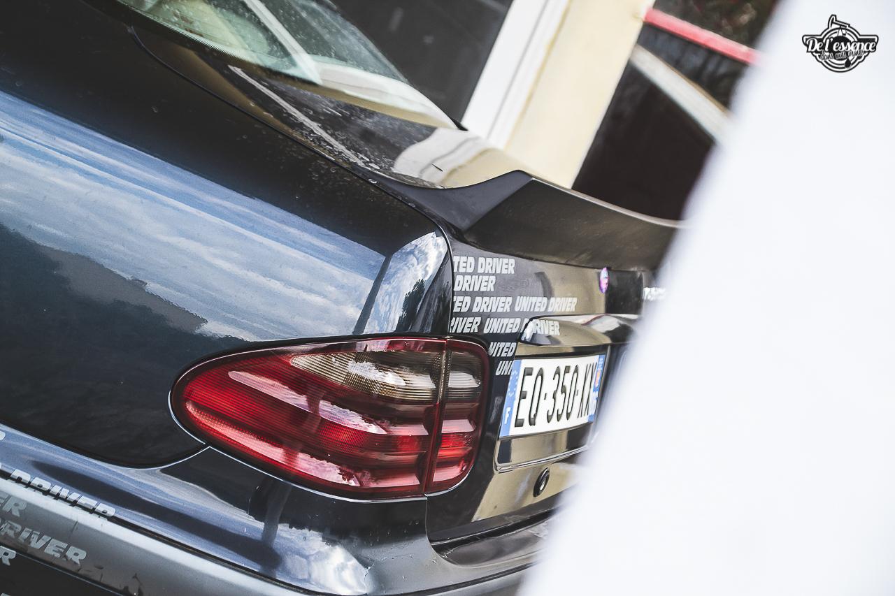 Mercedes CLK 200 Kompressor United Driver : Drifter différent ! 10