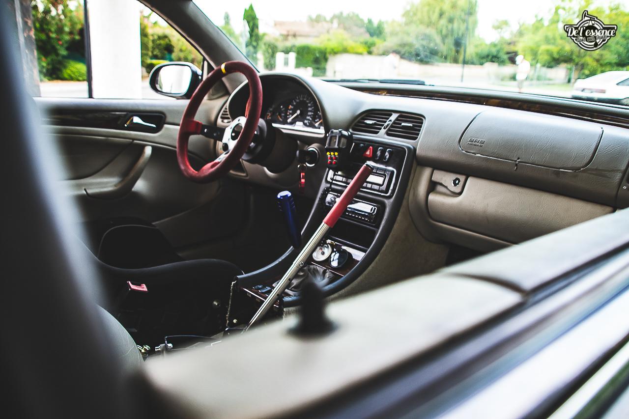 Mercedes CLK 200 Kompressor United Driver : Drifter différent ! 8