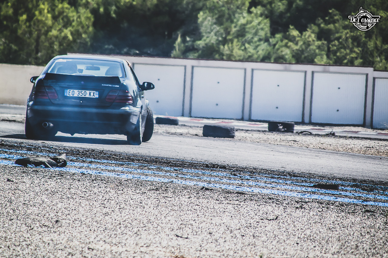 Mercedes CLK 200 Kompressor United Driver : Drifter différent ! 3