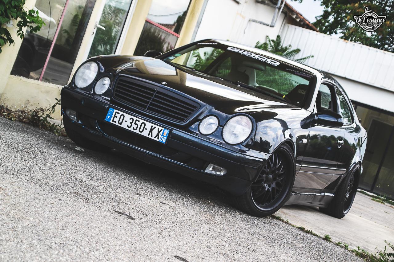 Mercedes CLK 200 Kompressor United Driver : Drifter différent ! 1