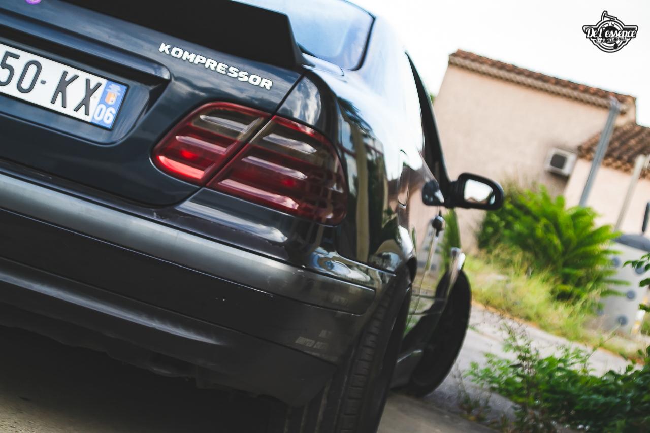 Mercedes CLK 200 Kompressor United Driver : Drifter différent ! 4