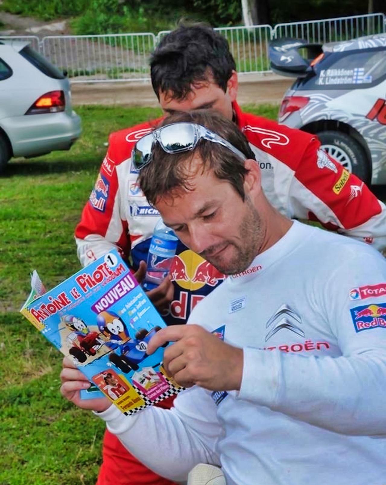 #Petrolhead : Yvon Amiel... ou plutôt Antoine le Pilote 10