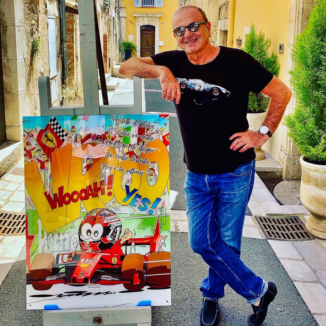 #Petrolhead : Yvon Amiel... ou plutôt Antoine le Pilote 2
