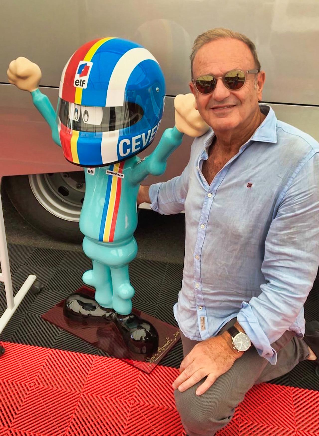 #Petrolhead : Yvon Amiel... ou plutôt Antoine le Pilote 5