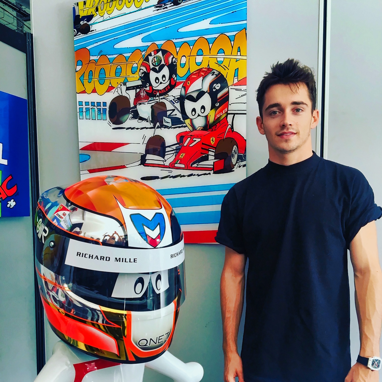 #Petrolhead : Yvon Amiel... ou plutôt Antoine le Pilote 9