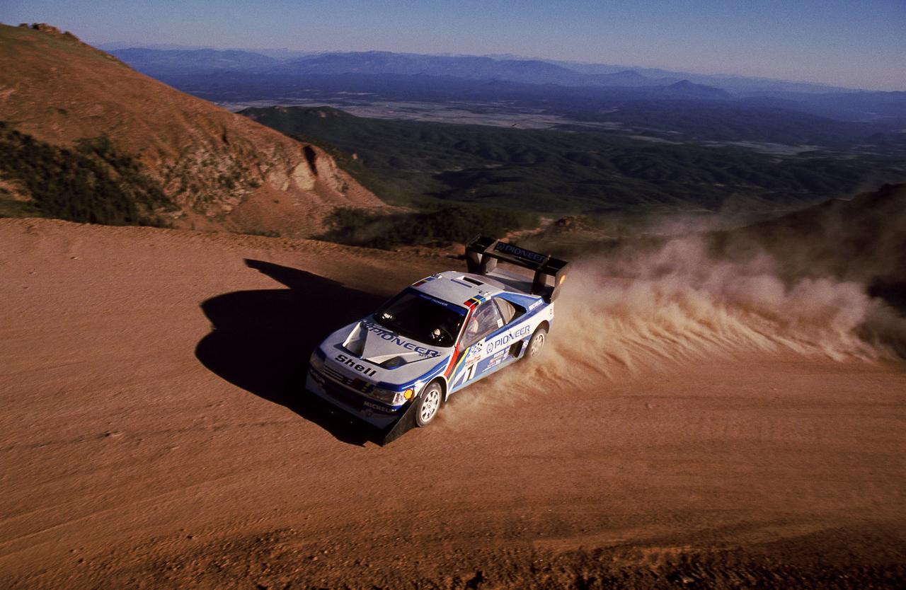 Peugeot 405 T16 Pikes Peak : Au sommet ! 5