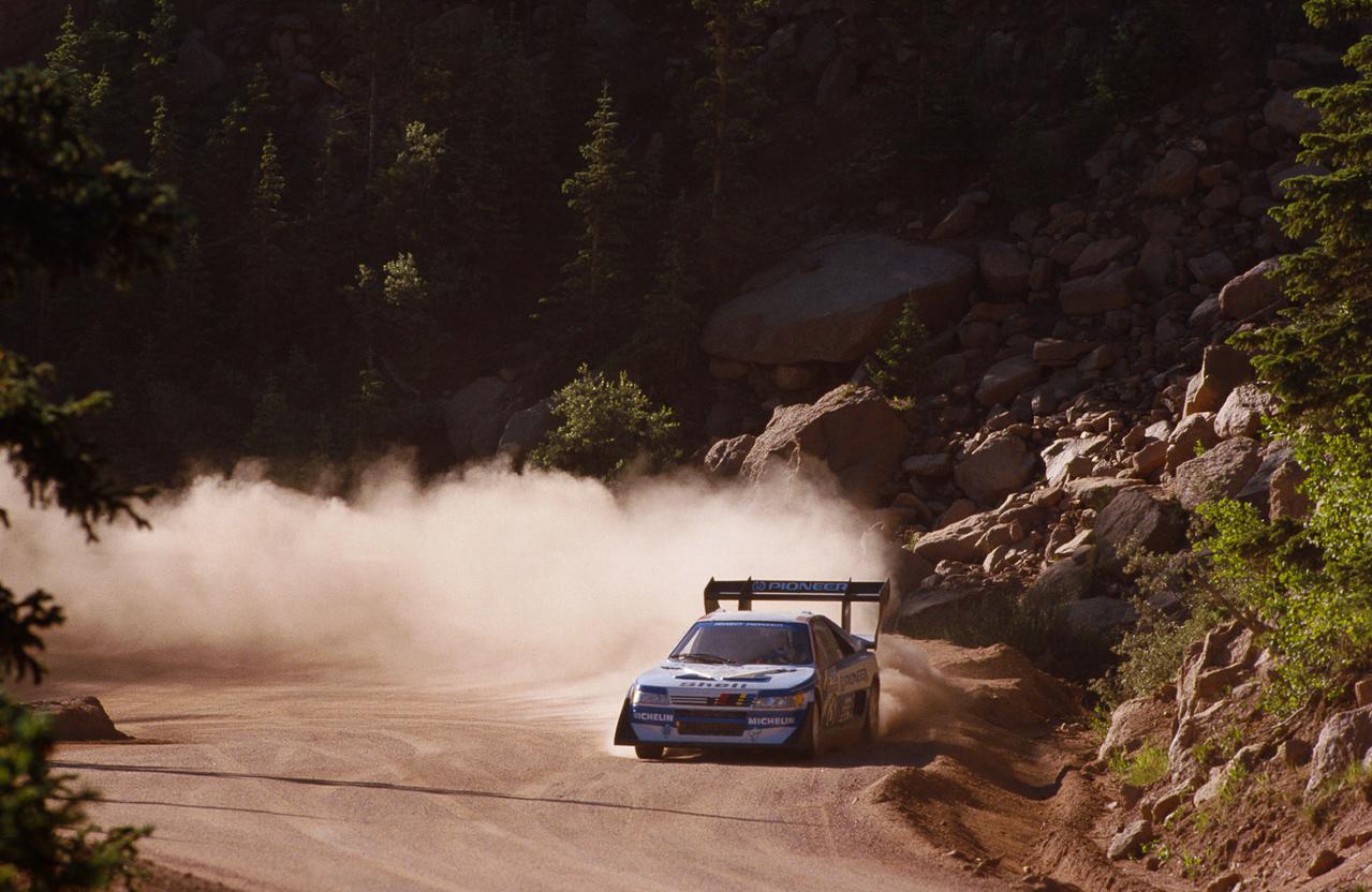 Peugeot 405 T16 Pikes Peak : Au sommet ! 8