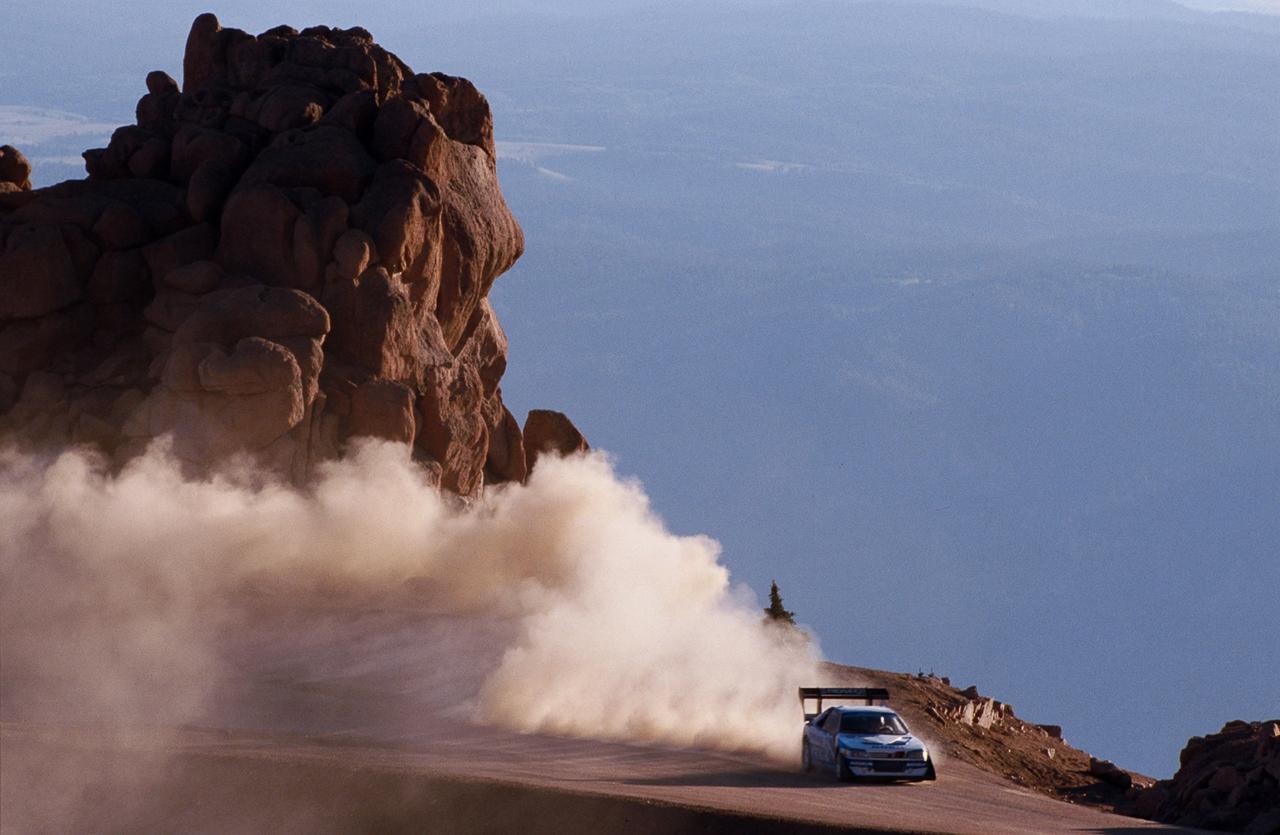 Peugeot 405 T16 Pikes Peak : Au sommet ! 10