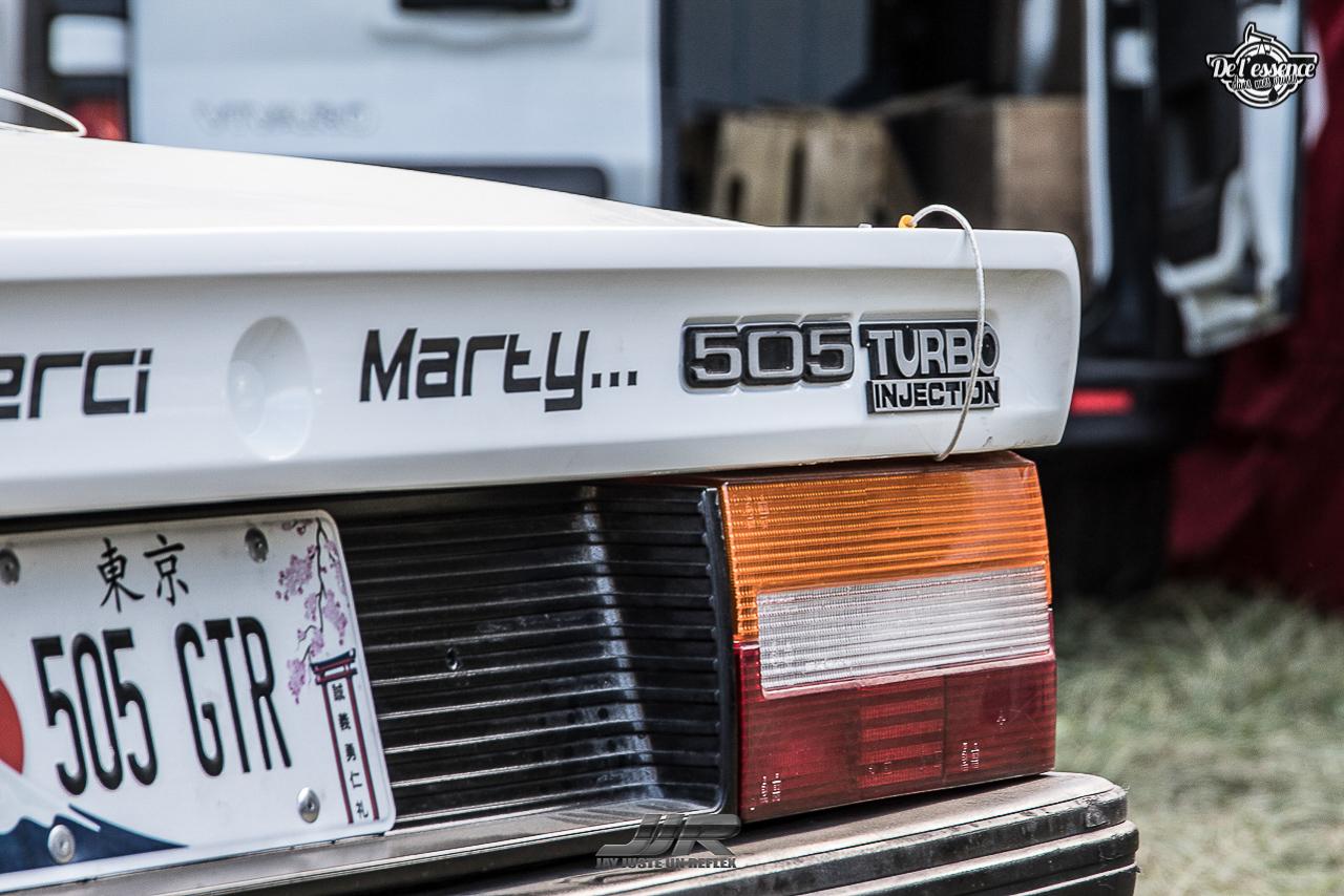 Peugeot 505 GTR : La lionne a bouffé du wasabi ! 3