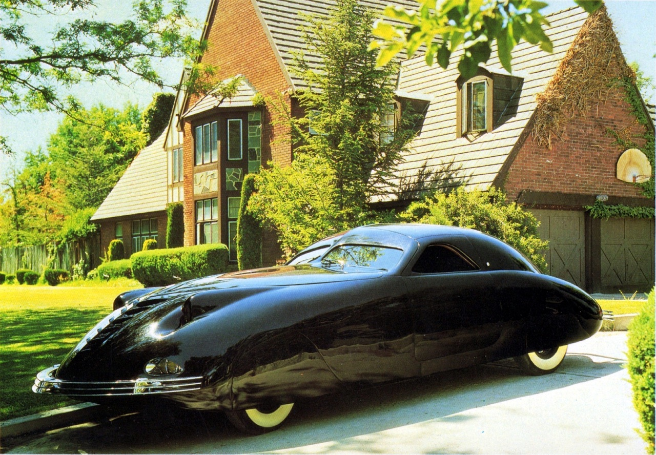 "'38 Phantom Corsair... ""Car of tomorrow"" 11"