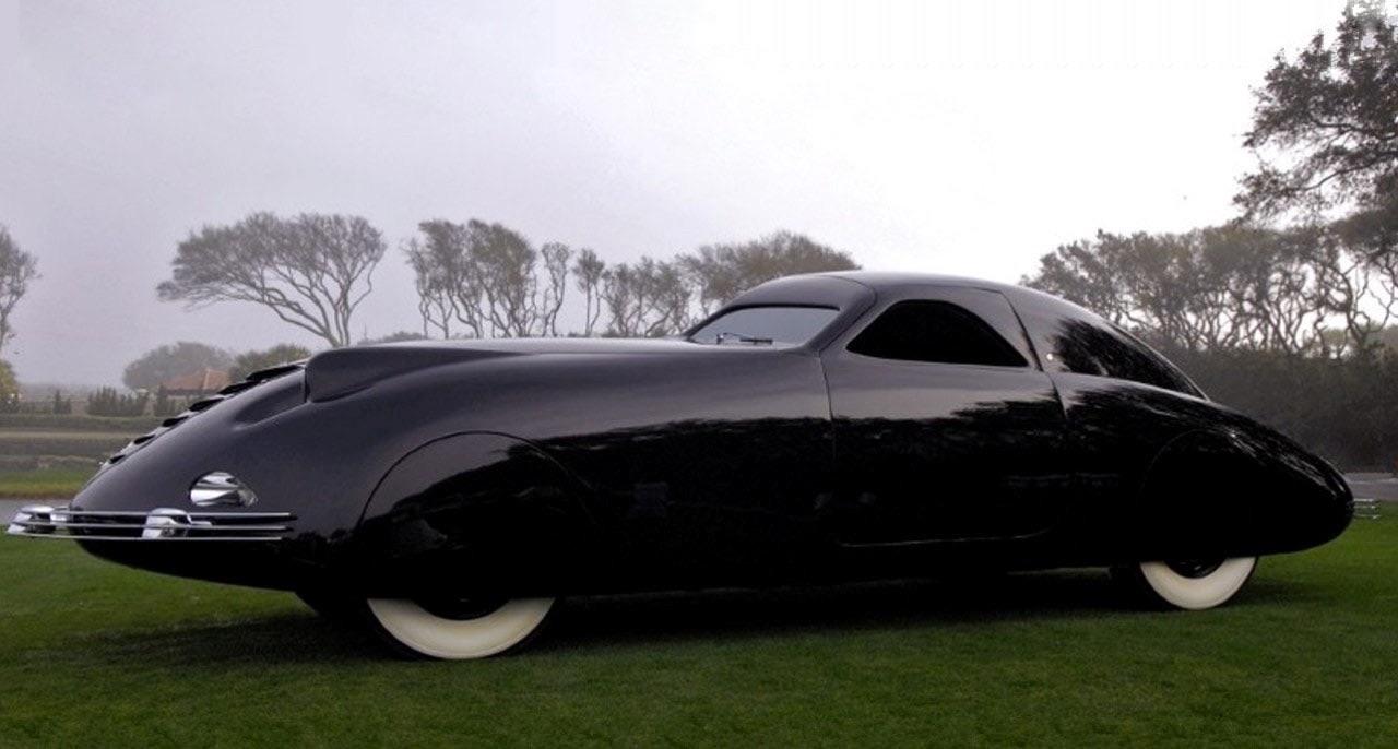 "'38 Phantom Corsair... ""Car of tomorrow"" 9"
