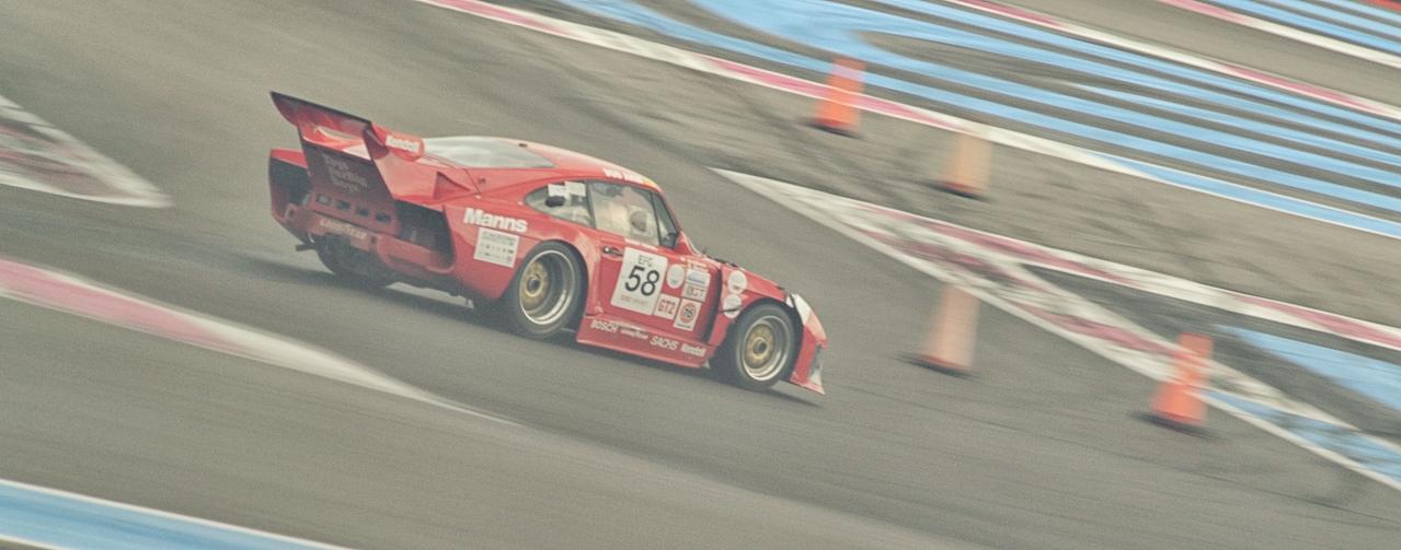 Porsche 935 : Parfois, c'est la baleine qui chasse ! 8