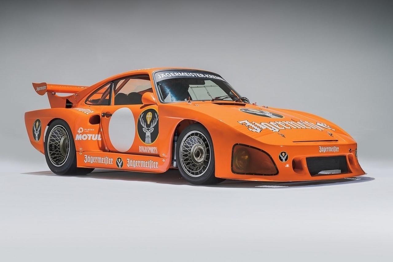 Porsche 935 : Parfois, c'est la baleine qui chasse ! 13