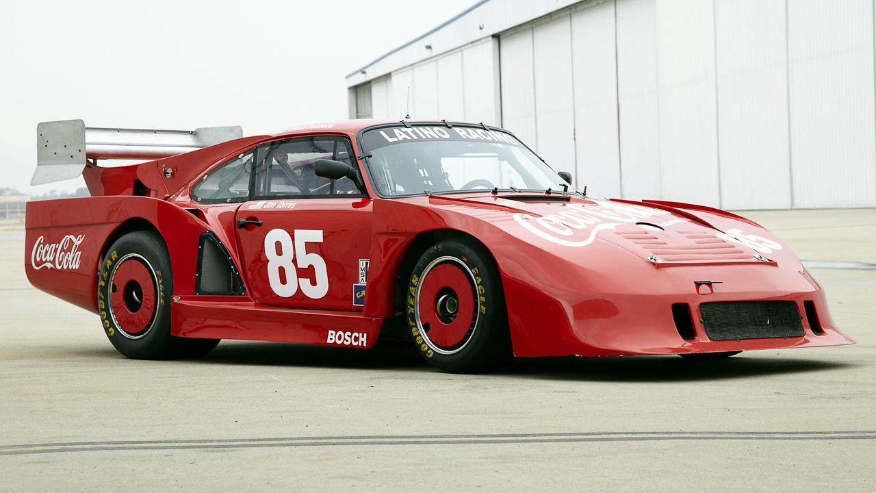 Porsche 935 : Parfois, c'est la baleine qui chasse ! 11