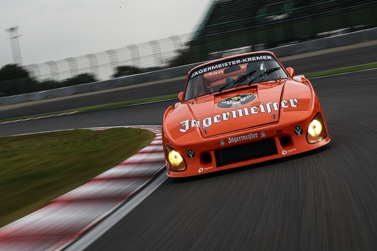 Porsche 935 : Parfois, c'est la baleine qui chasse ! 10