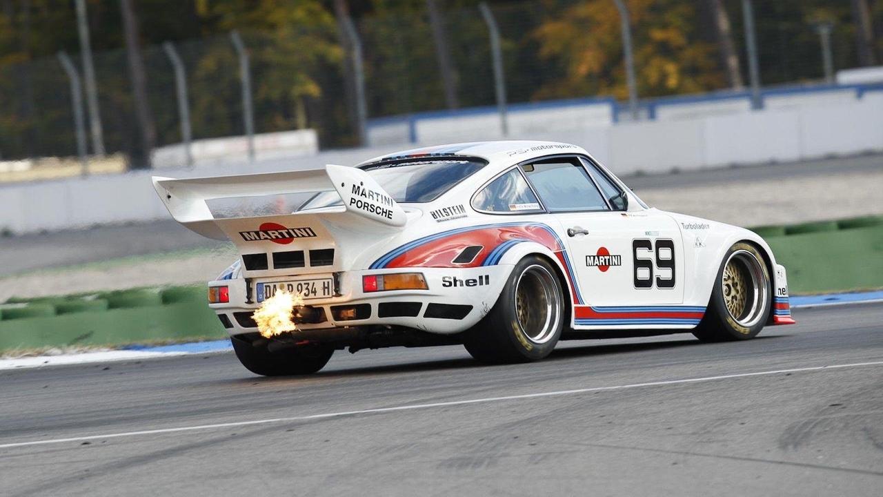 Porsche 935 : Parfois, c'est la baleine qui chasse ! 18