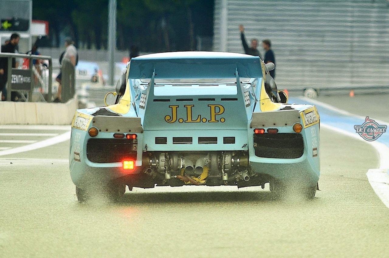 Porsche 935 : Parfois, c'est la baleine qui chasse ! 7