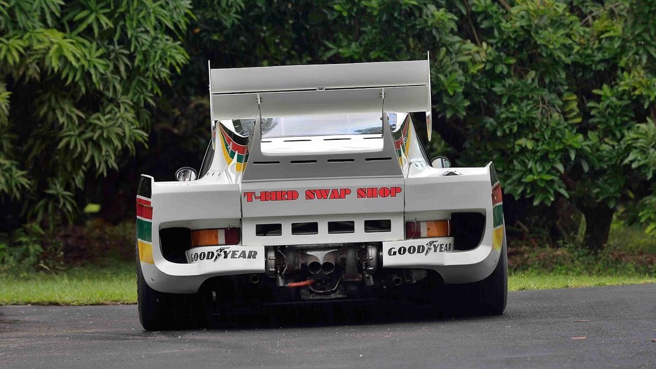 Porsche 935 : Parfois, c'est la baleine qui chasse ! 14