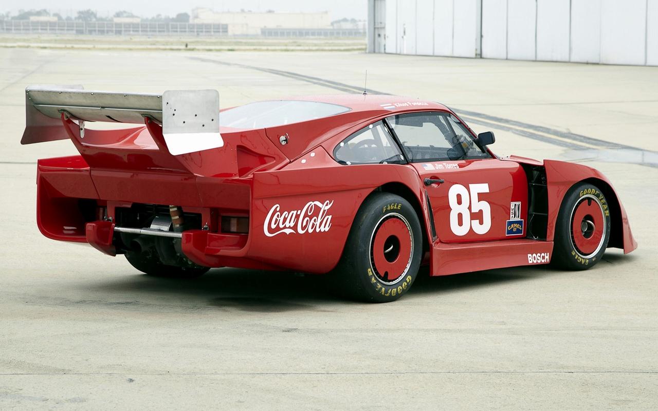 Porsche 935 : Parfois, c'est la baleine qui chasse ! 16