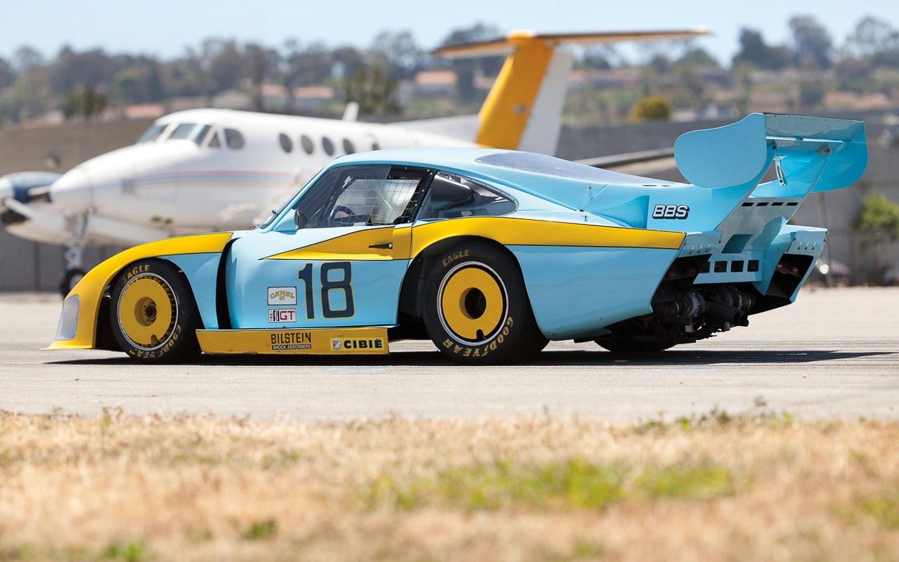 Porsche 935 : Parfois, c'est la baleine qui chasse ! 15