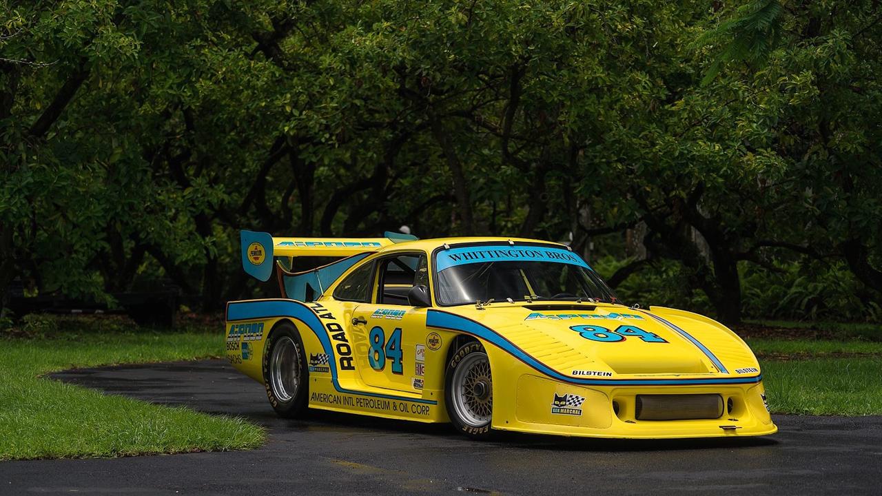 Porsche 935 : Parfois, c'est la baleine qui chasse ! 1