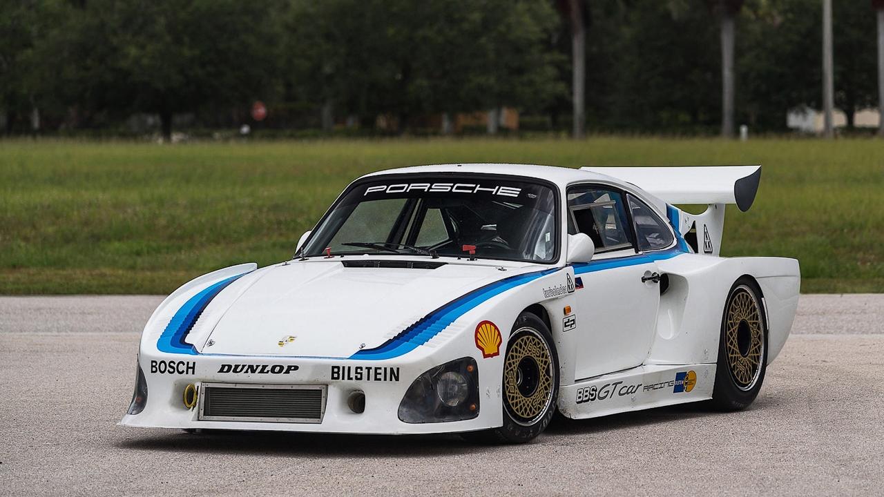 Porsche 935 : Parfois, c'est la baleine qui chasse ! 4
