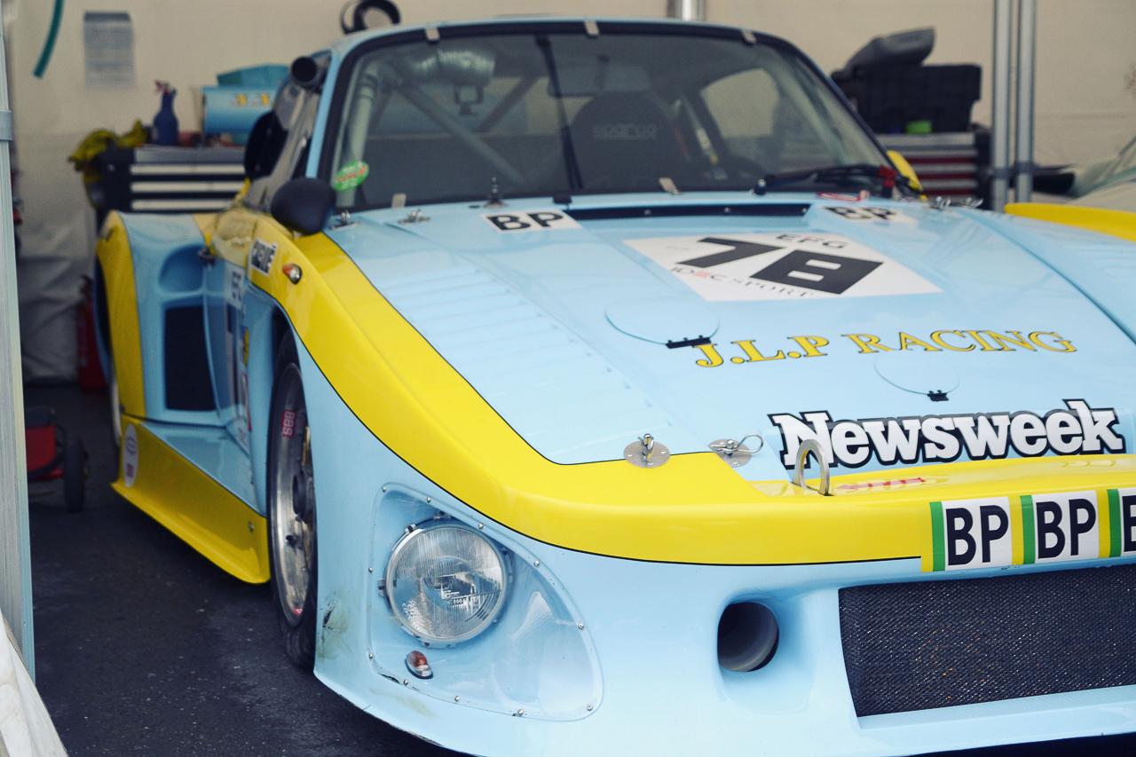 Porsche 935 : Parfois, c'est la baleine qui chasse ! 9