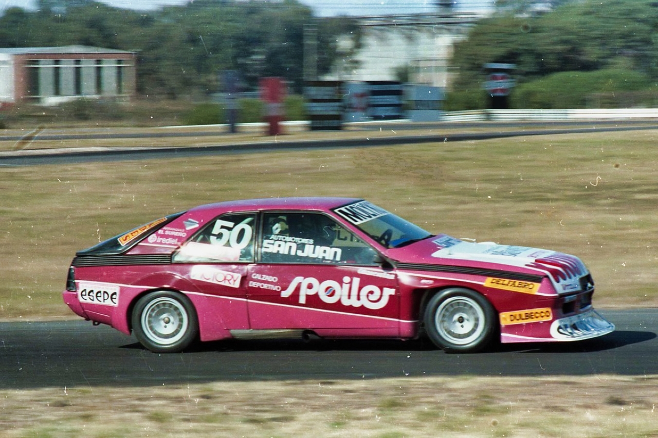 TC2000 : De la Fuego à la R9 Berta Motorsport - Superturismo en Argentina ! 2
