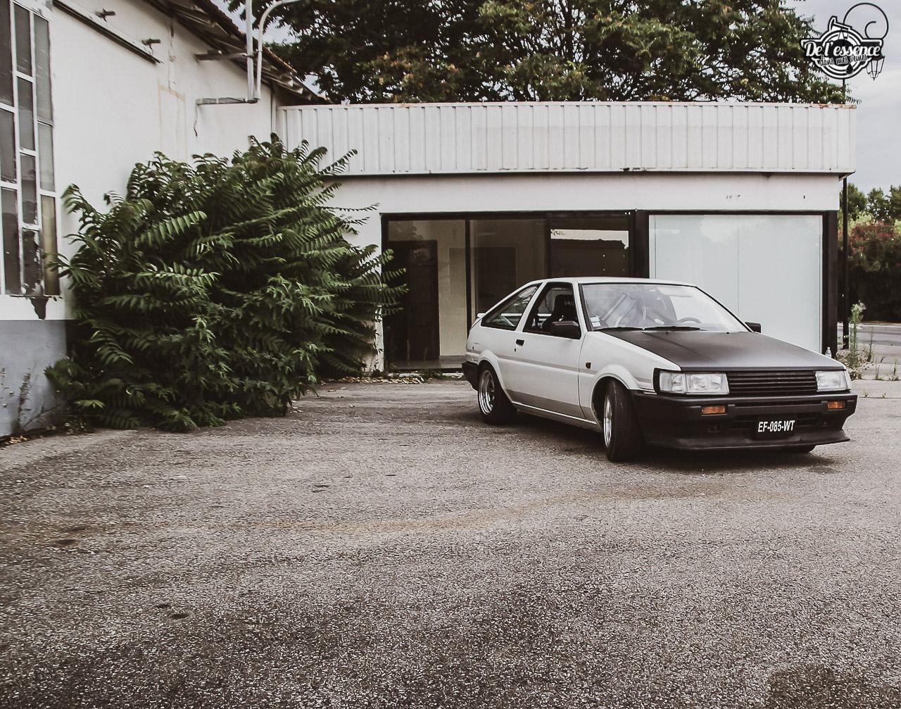 Toyota AE86 : L'Hachiroku de Sylvain Fujiwara ! 7