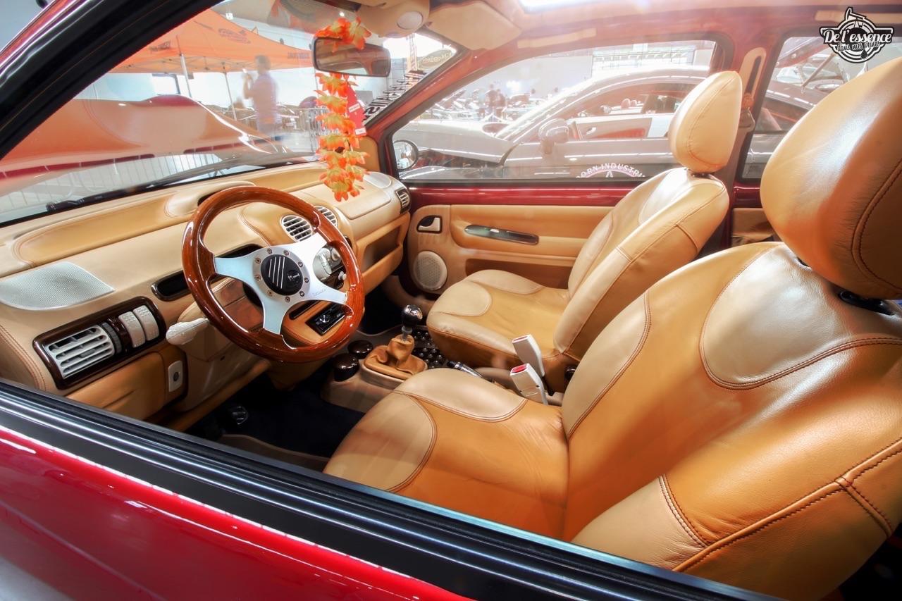 Renault Twingo - En rouge et or ! 10