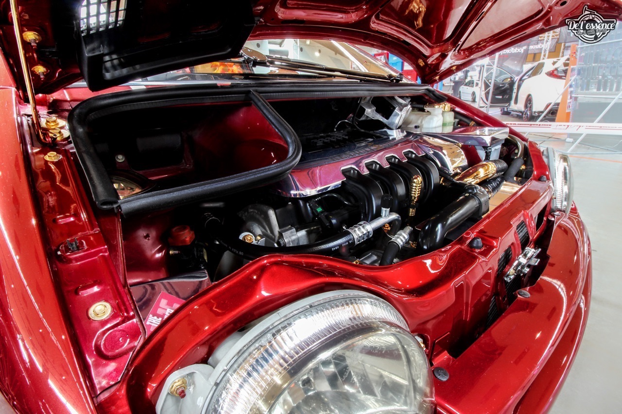 Renault Twingo - En rouge et or ! 12