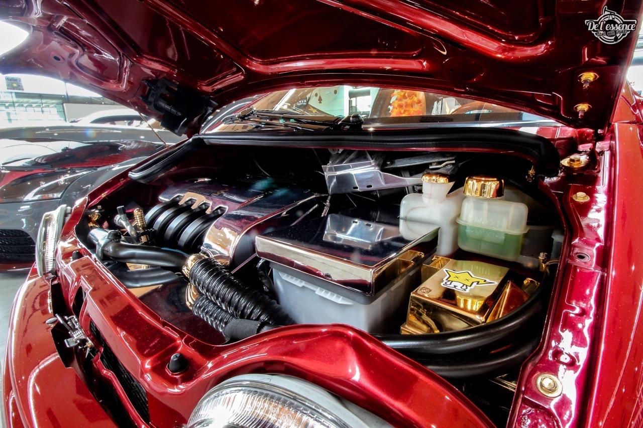 Renault Twingo - En rouge et or ! 13