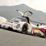 Peugeot 905 - La Lionne à la conquête du Mans