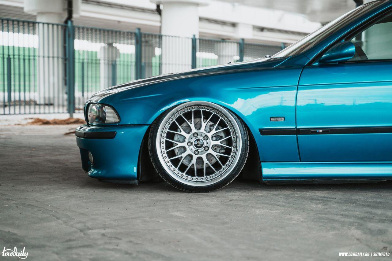 BMW M5 E39 Touring sur air... Quoi ça existe pas ?! 8