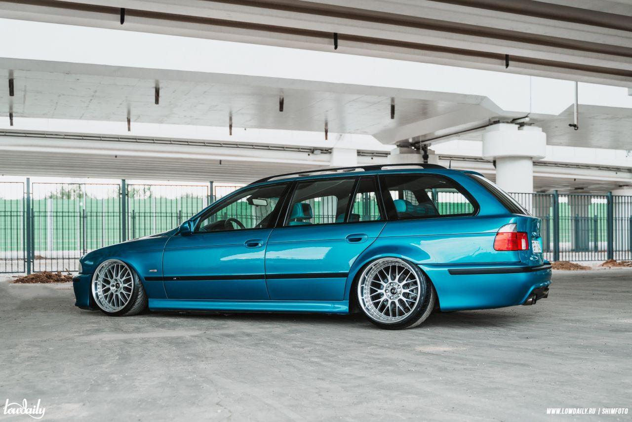 BMW M5 E39 Touring sur air... Quoi ça existe pas ?! 4