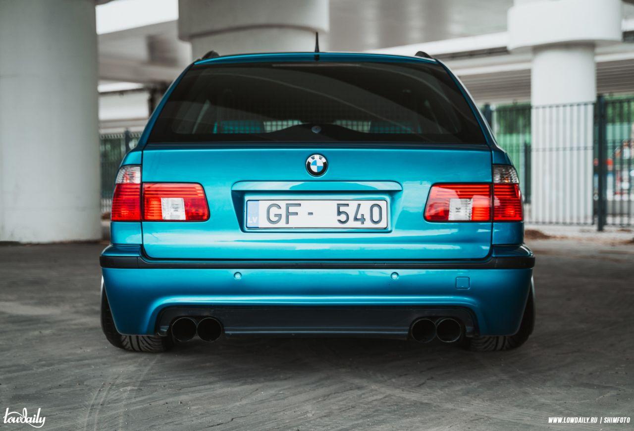 BMW M5 E39 Touring sur air... Quoi ça existe pas ?! 1