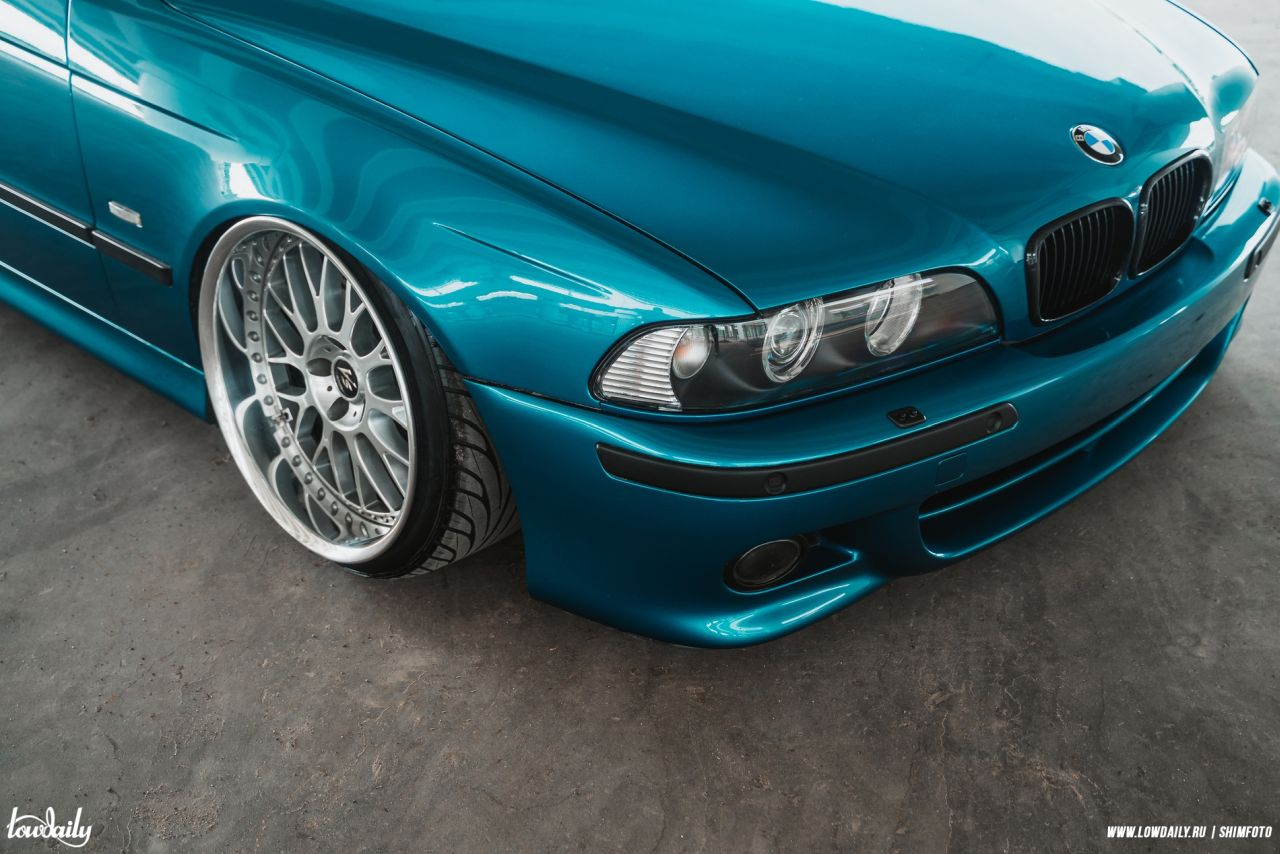 BMW M5 E39 Touring sur air... Quoi ça existe pas ?! 10
