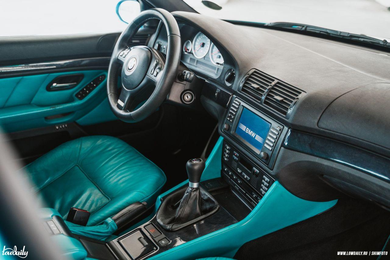 BMW M5 E39 Touring sur air... Quoi ça existe pas ?! 7