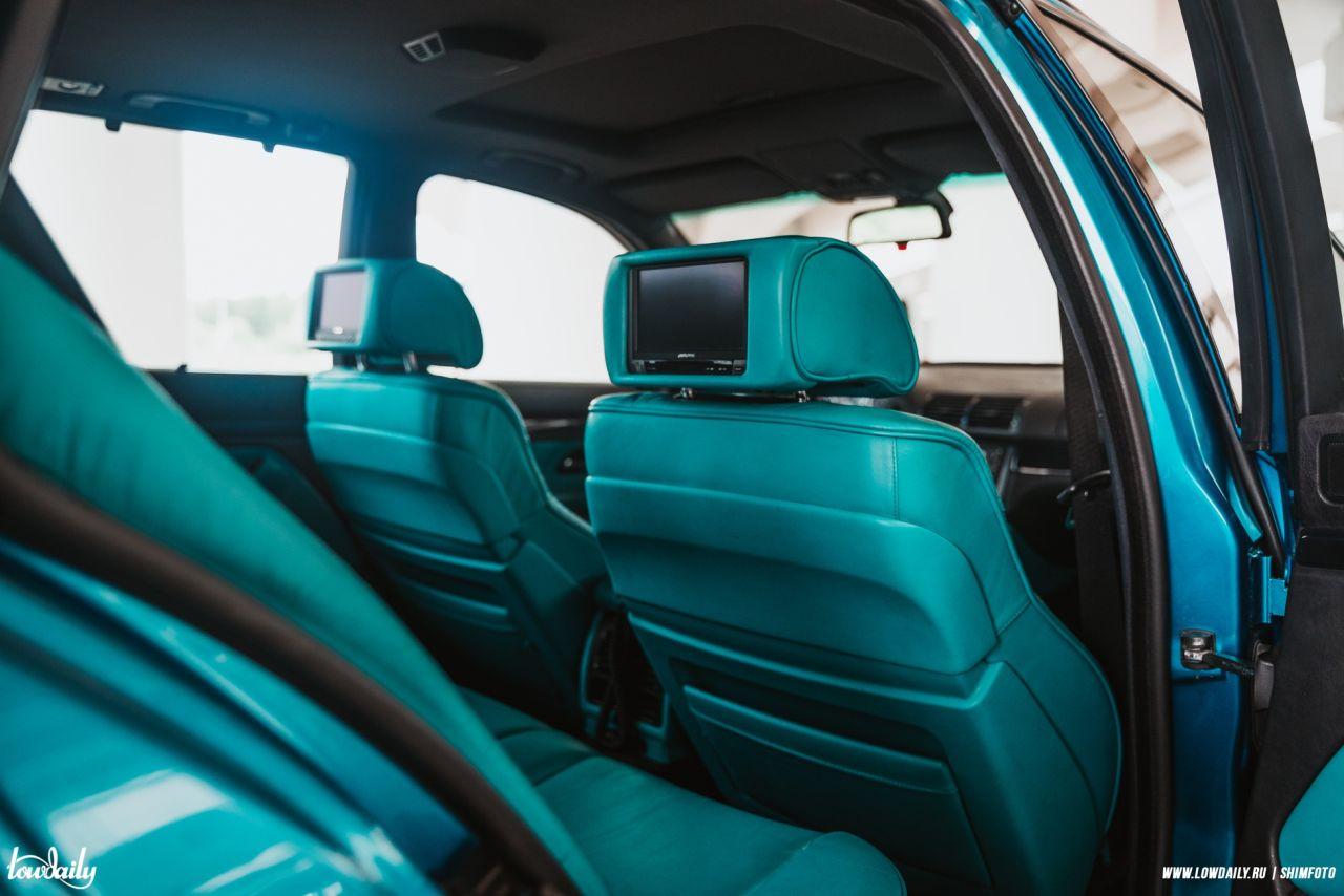 BMW M5 E39 Touring sur air... Quoi ça existe pas ?! 5