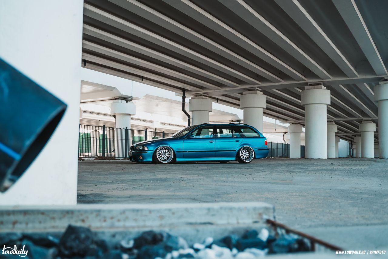 BMW M5 E39 Touring sur air... Quoi ça existe pas ?! 9