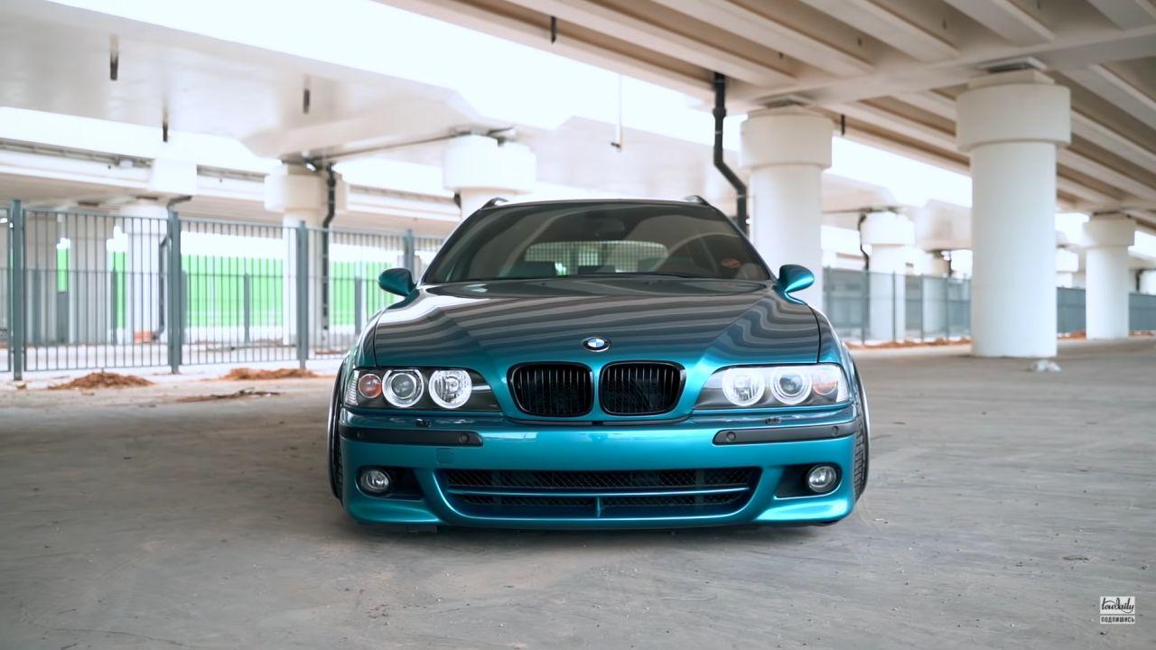 BMW M5 E39 Touring sur air... Quoi ça existe pas ?! 3